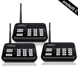 Wireless Intercom System , TekeyTBox 1800 Feet Long Range 10