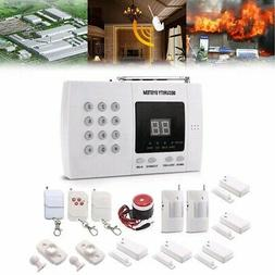 Wireless PIR Sensor Home House Security Auto Dialing Burglar