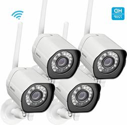 Funlux Wireless Security Camera System  Smart Home HD Indoor