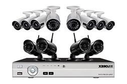 Lorex Wireless Security Camera System with Ultra-Wide Camera