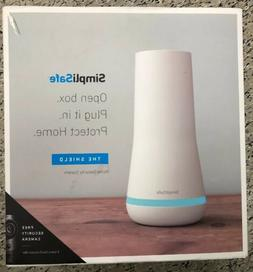 SimpliSafe Wireless Smart Home Security System with SimpliCa