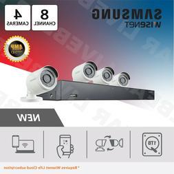 Samsung Wisenet SDH-B84041BF 8 Channel 4MP Super HD DVR Vide