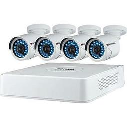 Night Owl WMBF-445-720 Wired HD Video Security 4 Ch/500 HDD