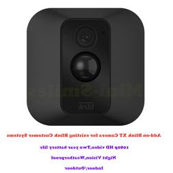 Blink XT Add-On Home Security Camera for Existing Blink Cust