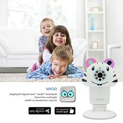 OCam-Zoo Wi-Fi Wireless Baby Monitor Security Video Camera &